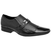 Sapato Social Em Couro Legítimo Ref. 31.165 Frete Grátis