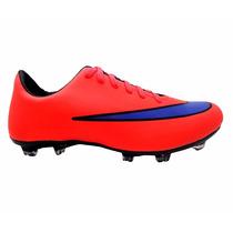 Chuteira Nike Mercurial Victory 5 Vermelha Imperdível !!!