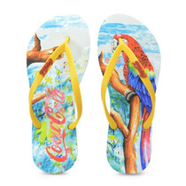 Chinelo Feminino Tropical Coke Shoes R$ 29,90 Frete