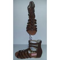 Sandália Gladiadora - Shekina Calçados