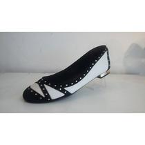 Sapato Feminino Sapatilha Di Valentini (618.11643)