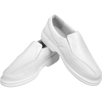 Sapato Branco Antstress Conforto Sola Leve P/ Enfermagem Dr.
