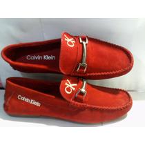 Mocassim Masculino Sapatos Tenis Sapatenis Calvin Klein