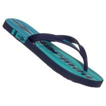 Chinelo Mormaii Tropical Azul Marinho