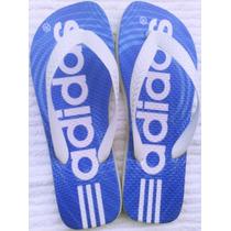 Chinelo Sandália Personalizado Adidas Frete Grátis