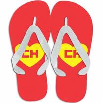 Chinelos Personalizados Chapolin Séries Desenhos E Filmes