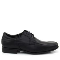 Sapato Social Masculino Em Couro Com Cadarço Calvest 905