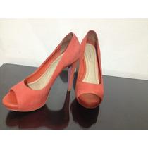 Sapato Feminino - Marca: Prego - Num.: 37