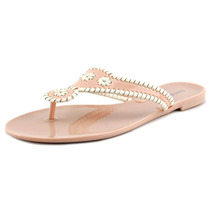 Bamboo Lolli-02 Mulheres Synthetic Thong Sandal