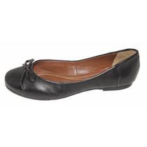 Sapatilha Feminina Em Couro Zeket - Galluzzi Calçados