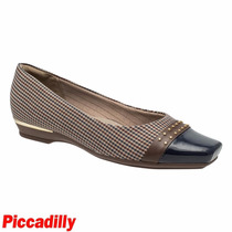 Sapatilha Piccadilly Maxytherapy Conforto 147070