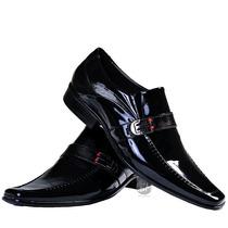 Sapato Social De Verniz - Lançamento 2015! Lbm Calçados