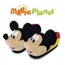 Pantufa Mickey Unissex 3d