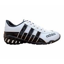 Sapatênis Adidas A12 Branco E Preto Mod:12705