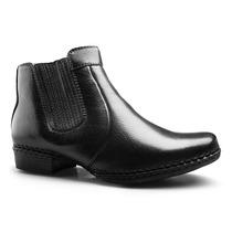 Bota / Botina Masculina Anti-stress / Confort Capelli Boots