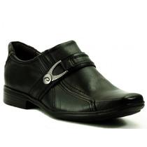 Sapato Social Pegada Masculino Couro Natural Mestiço 22304