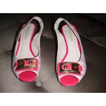 Sapato Salto Medio