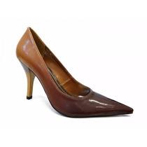 Sapato Scarpin Feminino Via Marte 08-1301 ** Promoção **