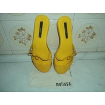 Melissa Love Li Amarelo N.36. (b3)