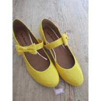 Sapato Boneca Salto Baixo | Sapato De Salto | Sapato Femino