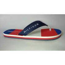 Chinelo Tommy Hilfeger - Mod: Striped
