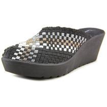 Steven Steve Madden Brianne Têxtil Mules Sapatos