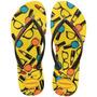 Feminino Slim Cool Amarelo Citrico 33/34 - Havaianas