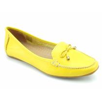 Sapato Mocassim Feminino Botero Conforto 234501