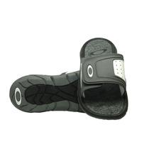 Sandália Masculino Oakley Supercooll Slide - Cinza