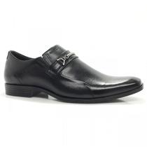 Sapato Masculino Social Ferracini Preto Couro 5773 | Zariff