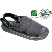Sandália Chinelo Magnético Sensação Terumi® Original 14 Imãs