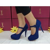 Sapato Scarpin Feminina Sexy Vizzano