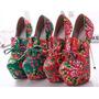 Sapato Feminino Bordello Pronta Entrega No Brasil