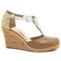 Sandália Zariff Shoes Anabela | Zariff