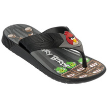 Angry Birds Splash Inf Preto Vermelho 0234 Grendene