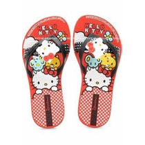 Chinelo Menina Hello Kitty Friends Grendene 25863 - Galluzzi