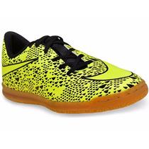 Chuteira Inf Futsal Nike Bravata Junior Tf Snob Calçados-s1