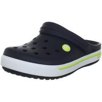 Sandália Crocs Crocband 2,5 Kids 100% Original Infantil