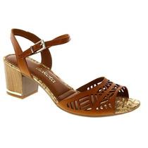 Sandália Dakota Z0266 - Caramelo