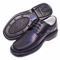 Sandalia Sapato Diabético Antistress Semi Ortopédico 36 A 47