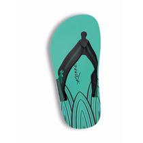 Sandália Kenner Trop Board Verde 100% Original!!