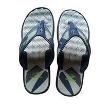 Chinelos Mormaii Dedo Jaws - Cinza/azul
