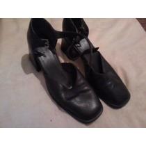 Salto Grosso - Sapato Feminino Antigo - Alternativa