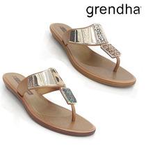 Sandália Rasteira Grendha Shakira 16685 O41