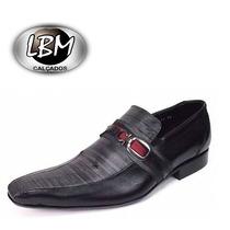 Sapato Social Lançamento 2013!lbmcalçados Preço Promocional!