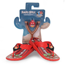 Chinelo Angry Birds Splash Grendene 21131 Tam 23 Ao 31