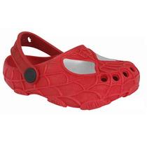 Grande Promoção De Sandália Infantil Crocs Homem Aranha!!!!