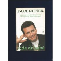 Livro Vida De Bebê - Paul Reiser - Fj.jr