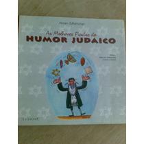 Livro As Melhores Piadas Do Humor Judaico Abram Zylberstajn