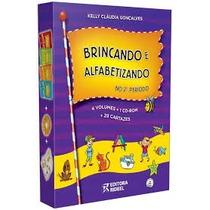 - Coleção Brincando E Alfabetizando No 2º Período. ..(bil)